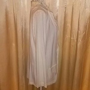 Miley Cyrus & Max Azria Jackets & Coats - 🔶🔶3 for $13 NWT MILEY CYRUS White Blazer XL